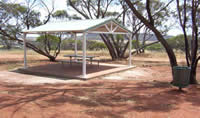 Mt Brown – Picnic & BBQ Area