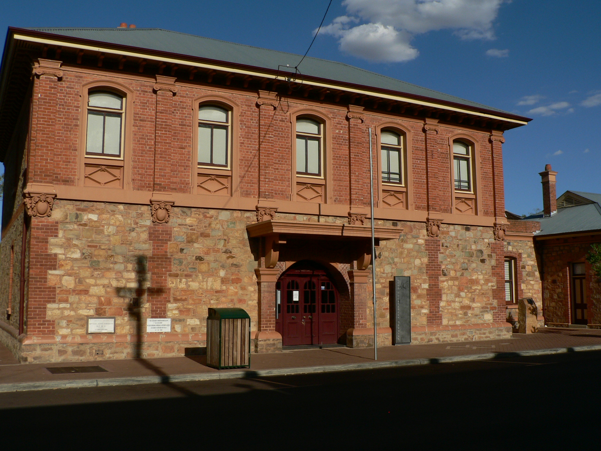 Old Courthouse & Gaol