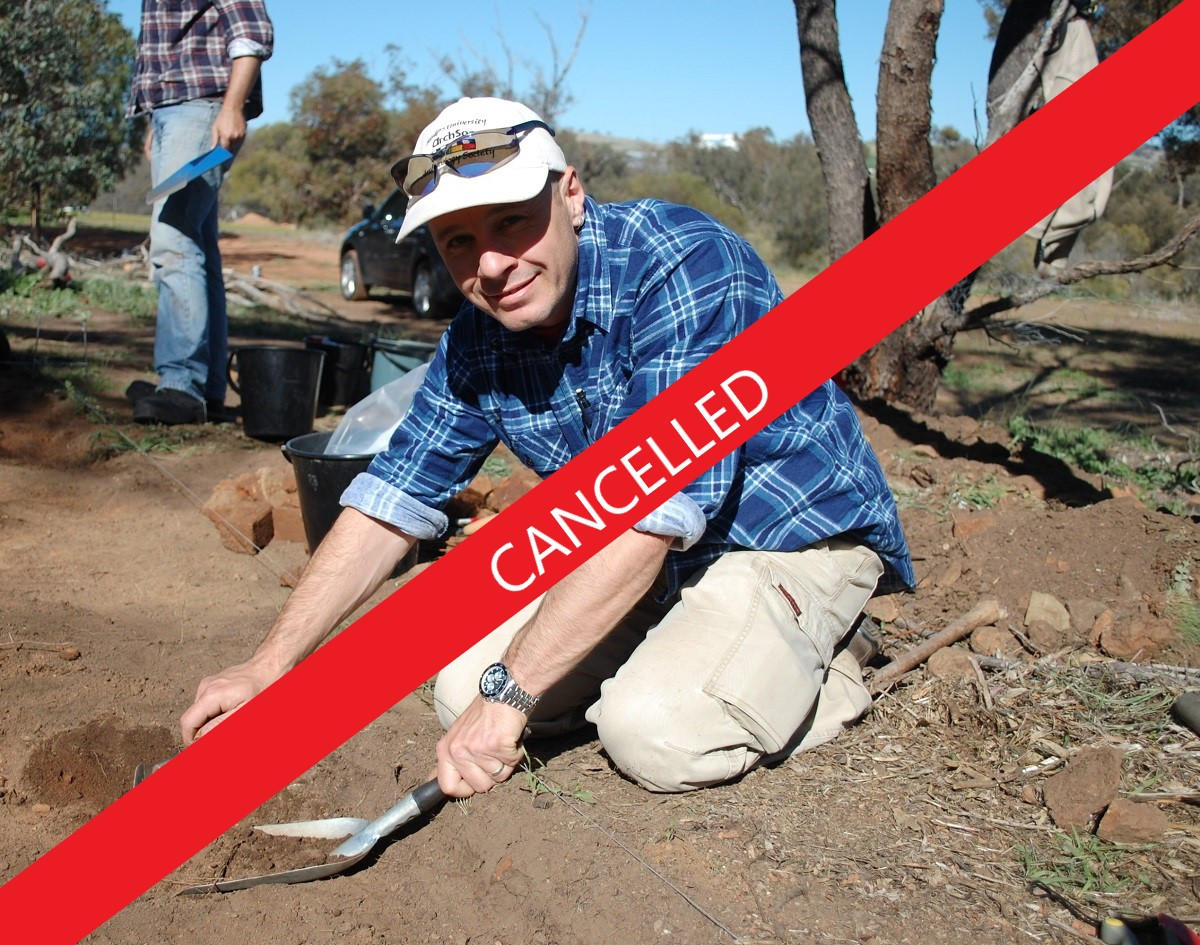 EVENT CANCELLED - Digging York's Past - Ask an Archaeologist!