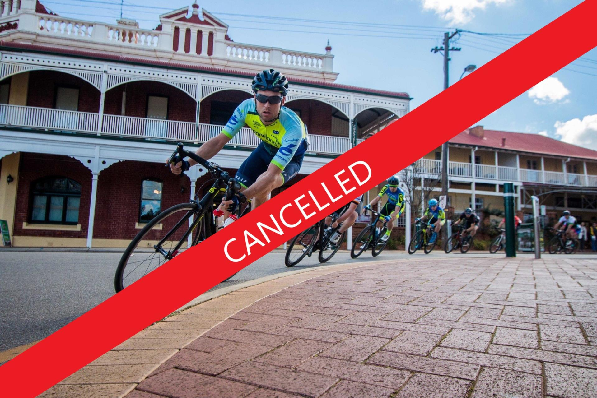 EVENT CANCELLED - Festival of Cycling