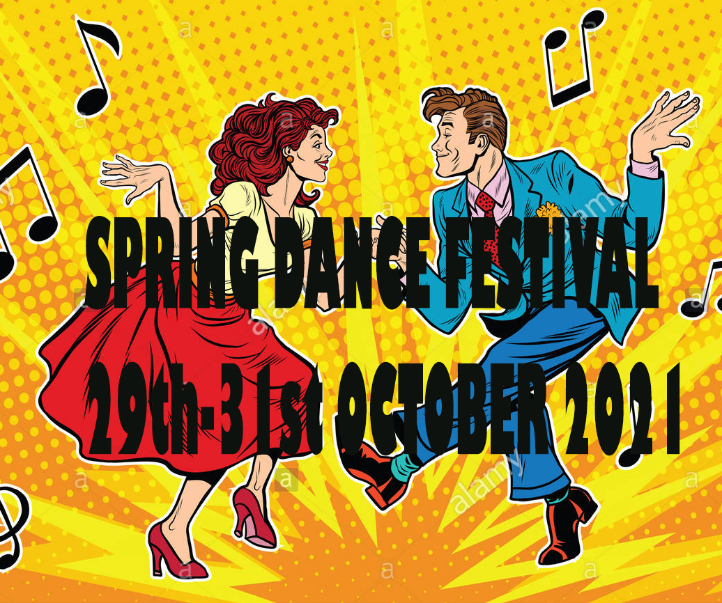 SAVE THE DATE  Spring Dance Festival