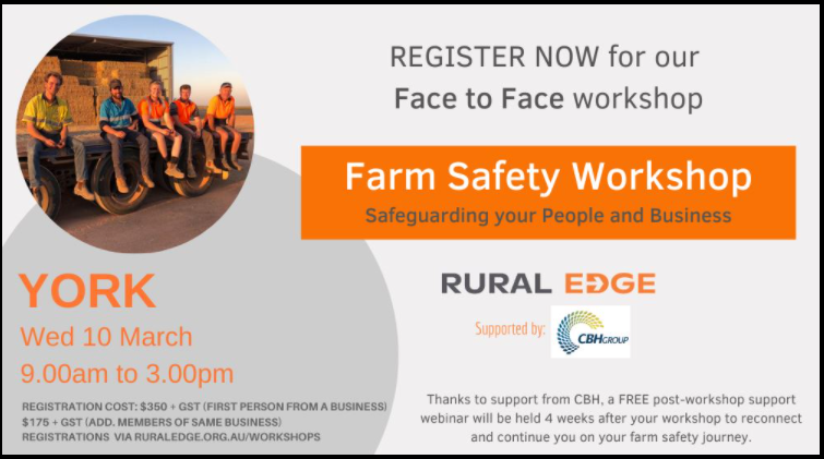 Farm Safety Workshop