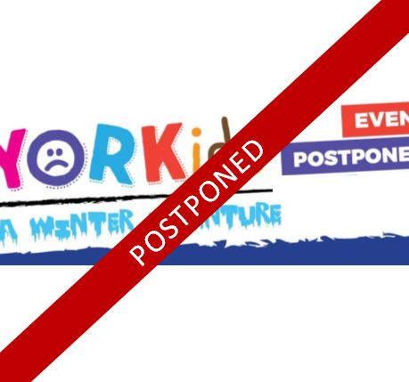 EVENT POSTPONED - YORKids - A Winter Adventure