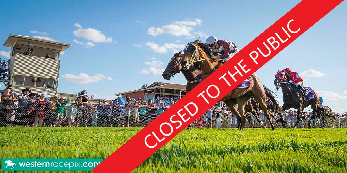 EVENT CLOSED TO THE PUBLIC - Cyril Screaigh Memorial Race - York Racing
