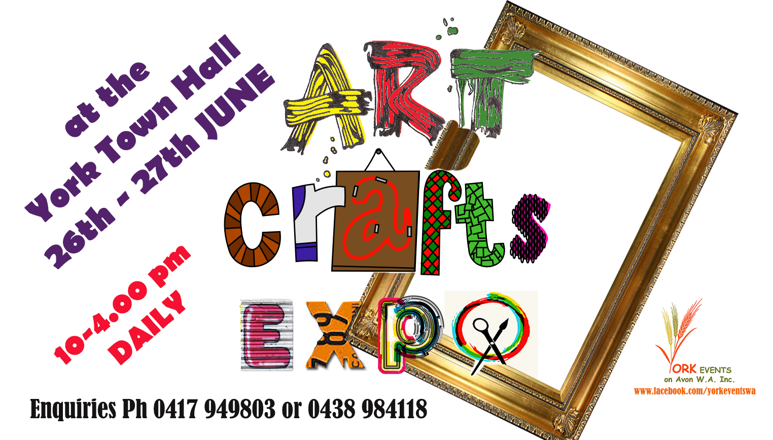 Arts & Crafts Expo