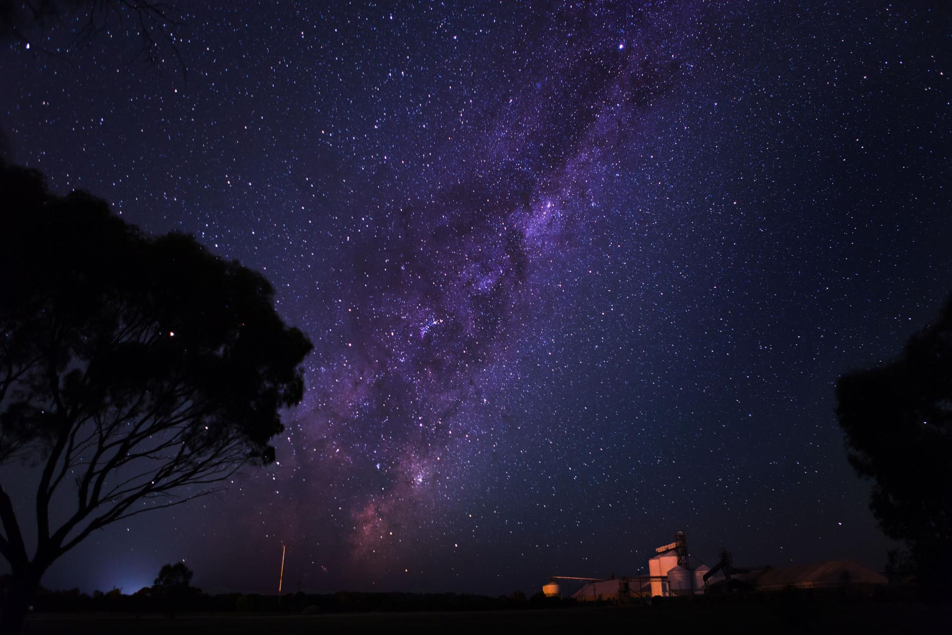 Stargazing with Perth Observatory