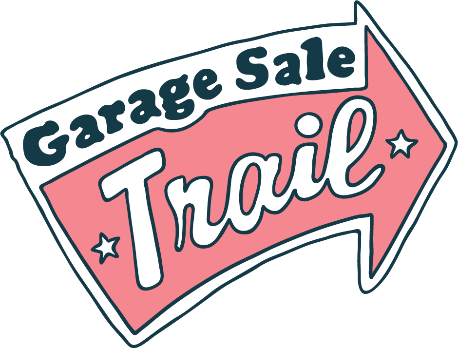 SAVE MONEY AND SHOP SECONDHAND ON THIS YEAR'S GARAGE SALE TRAIL!